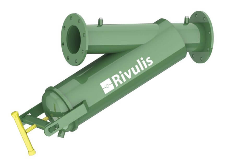 Rivulis F3440 Continuous Circulation Screen Filter