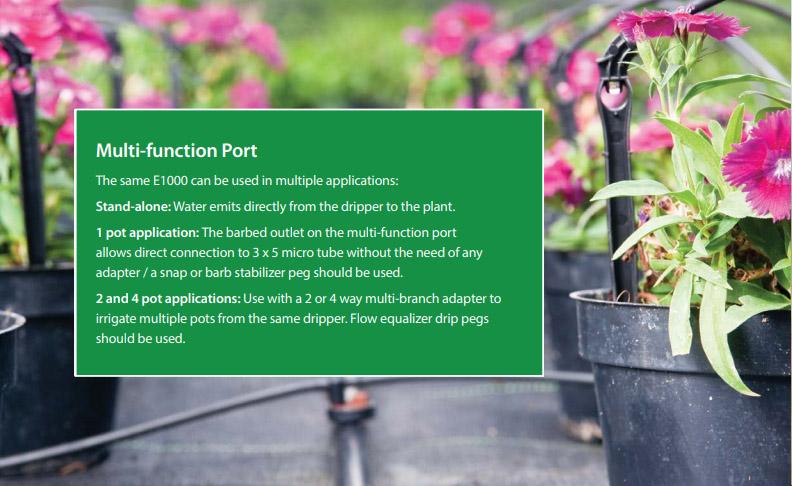 Multi function Port
